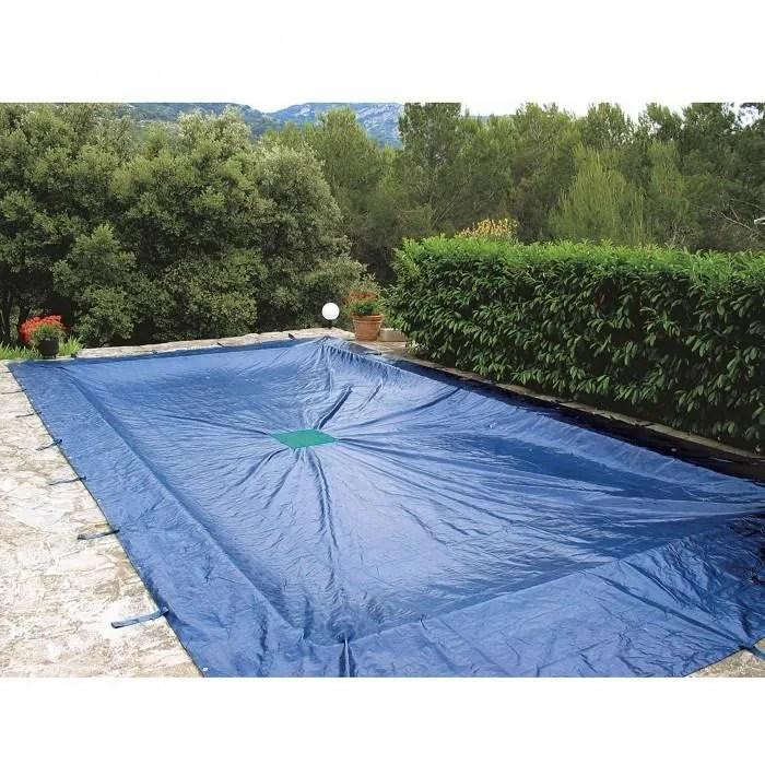 الترانزستور زائدة الصبر bache piscine 3x2m