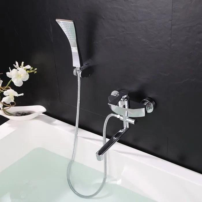 bonade robinet de douche et baignoire