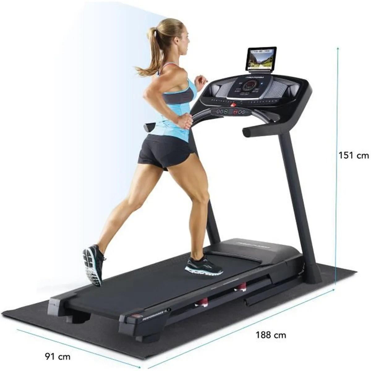 proform performance 410i 115 kg 18 km