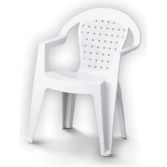 fauteuil de jardin avec accoudoir