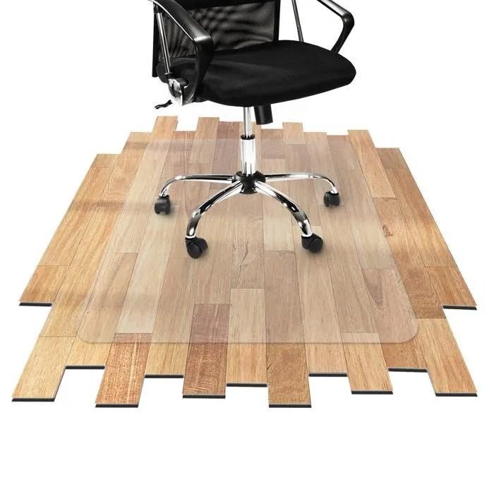 tapis protege sol bureau 120x150 cm tapis sous