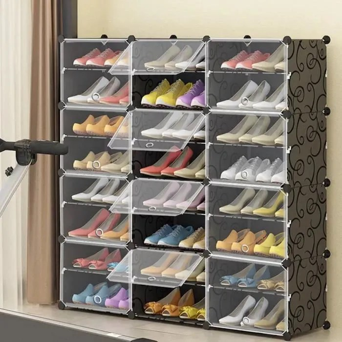 armoire a chaussures meuble a chaussures etagere a