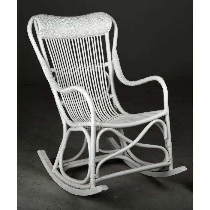 rocking chair fauteuil a bascule en
