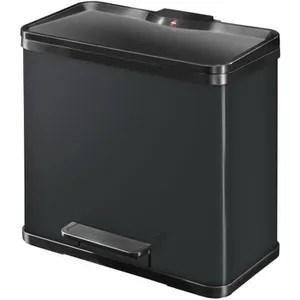 poubelle tri selectif soldes