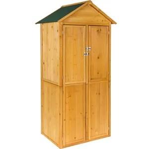 armoire exterieur bois