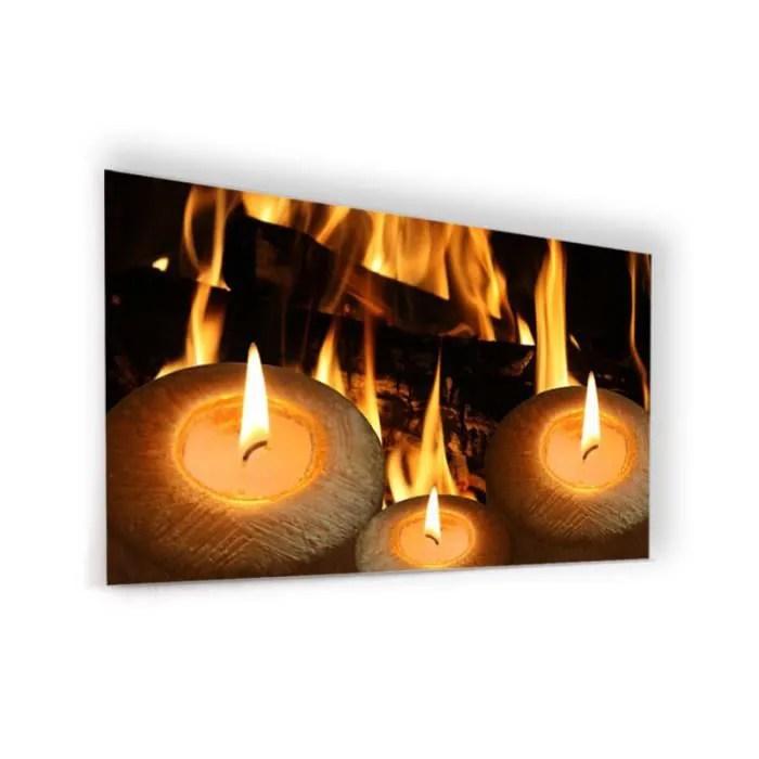 fond de hotte en verre de synthese pour cuisine pret a poser avec adhesif bougies l 120 x h 70 cm epaisseur 4 mm l 120 x