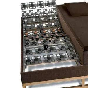 Sommier Electrique Tempur Cadre Chocolat Achat Vente Sommier Cdiscount
