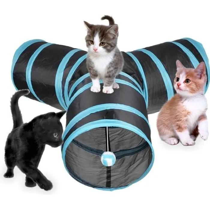 jouet pour chat jeux pour chat chat tunnel pliab