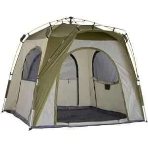 tente de camping et de randonnee