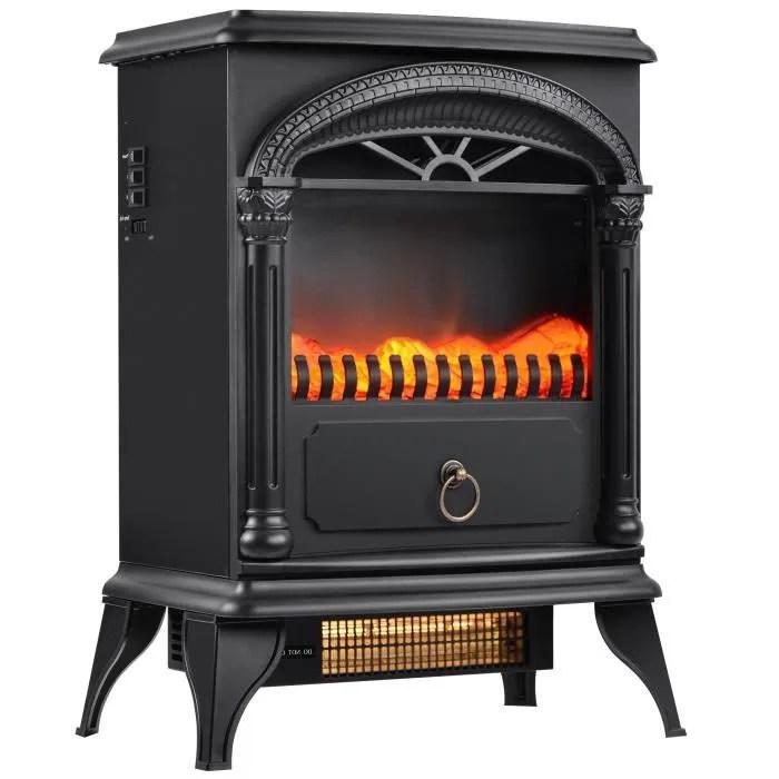 cheminee electrique decorative et chauffage d appo