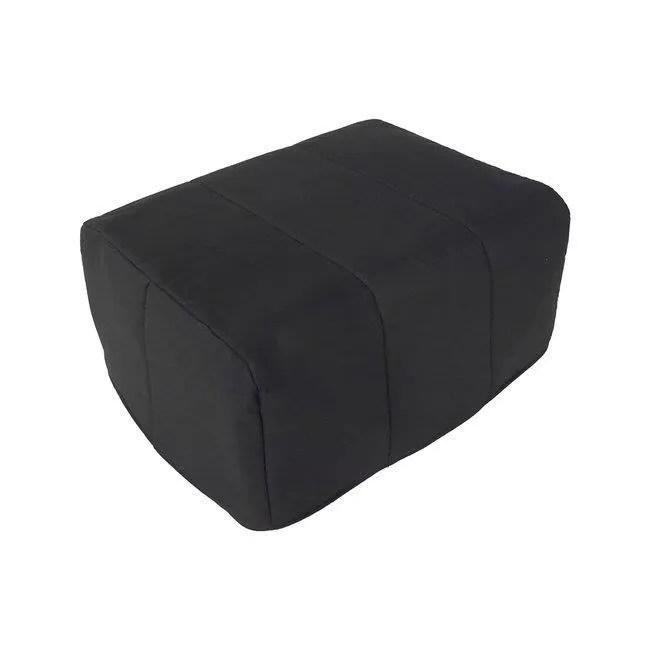 Pouf Convertible Lit D Appoint Miro Noir Achat Vente Lit Pliant Noir Cdiscount
