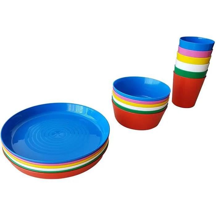 assiettes et bols ikea lot de 6 bols gobelets et assiettes de couleur kalas pour enfants nouveau design ameliore 292416