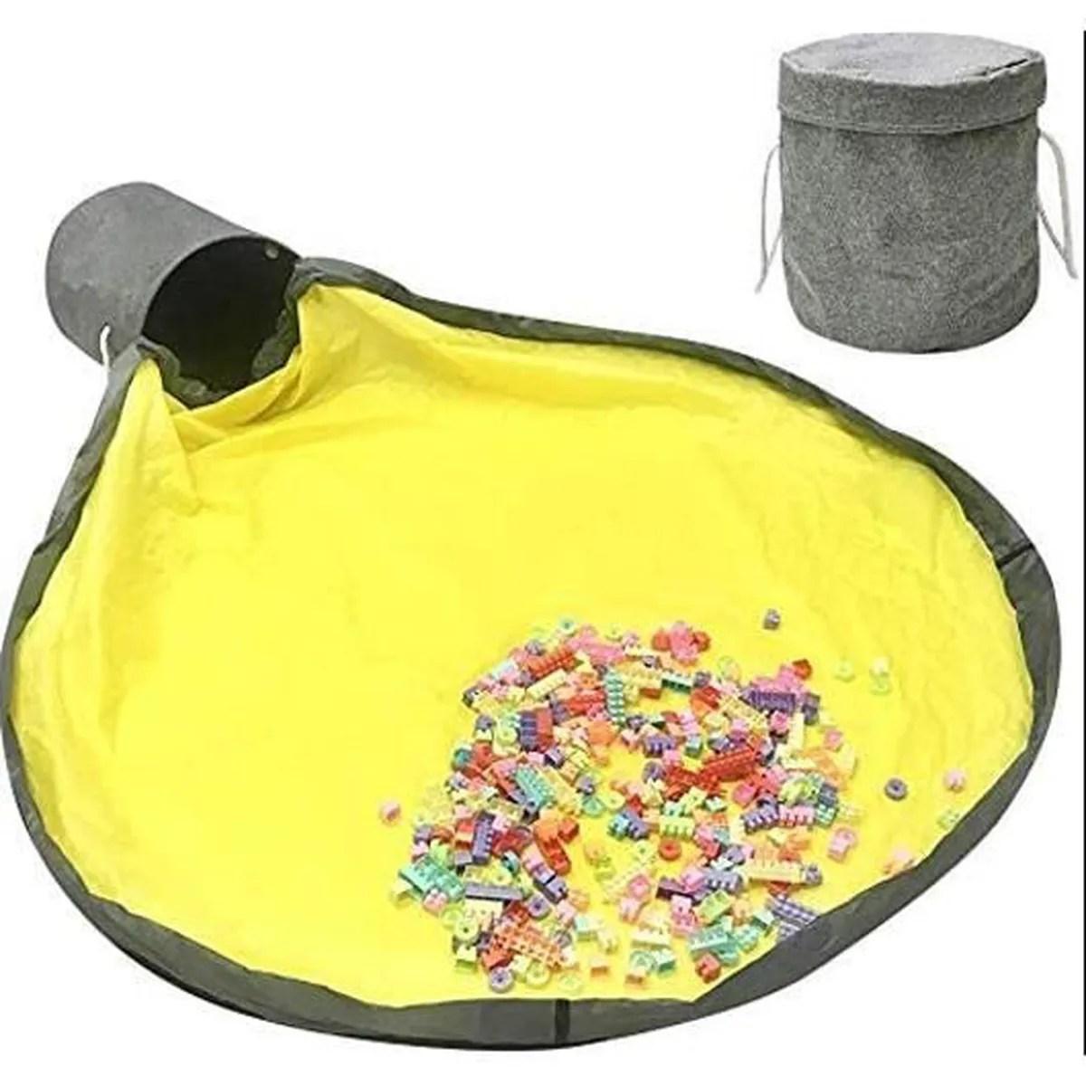 https www cdiscount com maison rangement tapis de jeu organisateur de jouets tapis de jeux f 117990302 auc2008445551307 html