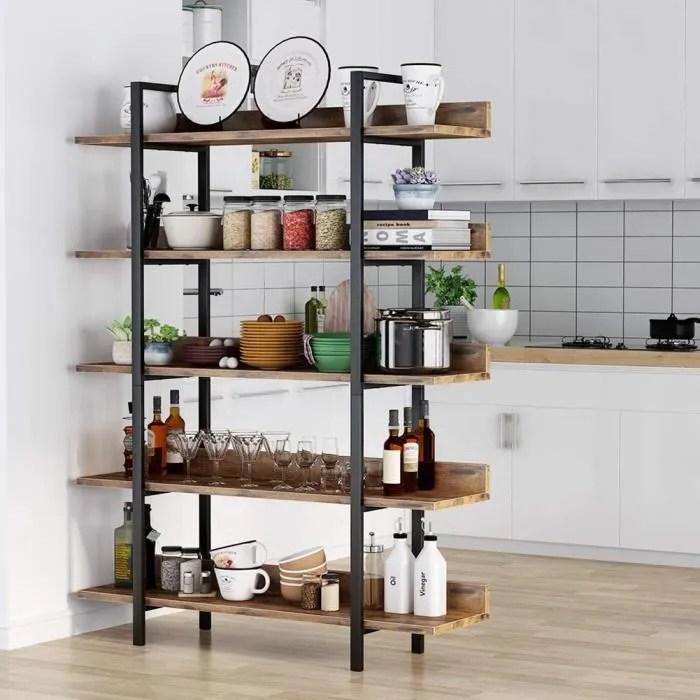 meuble shelf support telescopique multifonction cuisine etagere pour four a micro ondes etagere meuble en fer noir