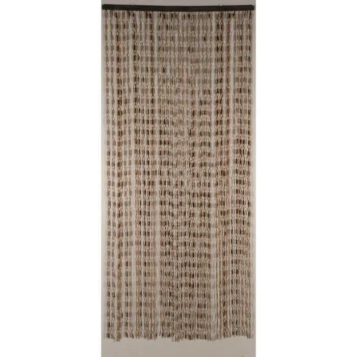 rideau de porte corde