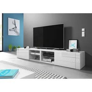 meuble tv 2 metres