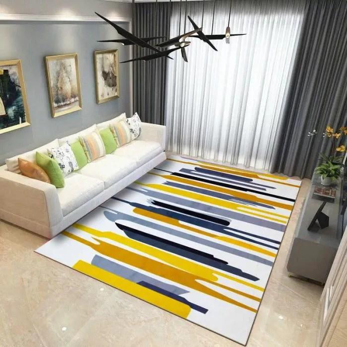 tapis salon design