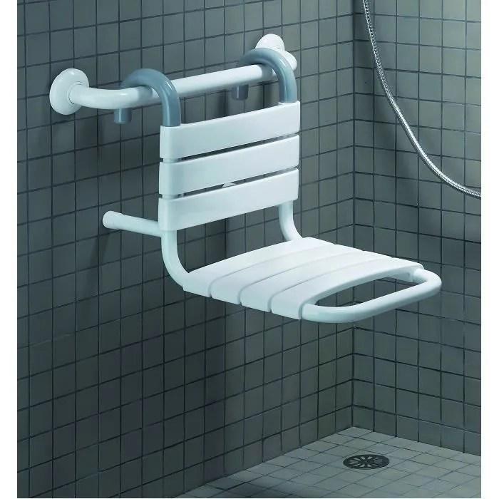 siege de douche a suspendre