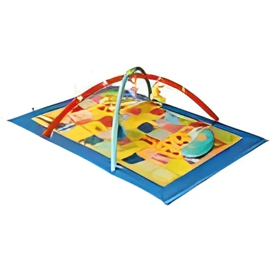 taf toys tapis d eveil geant avec arches