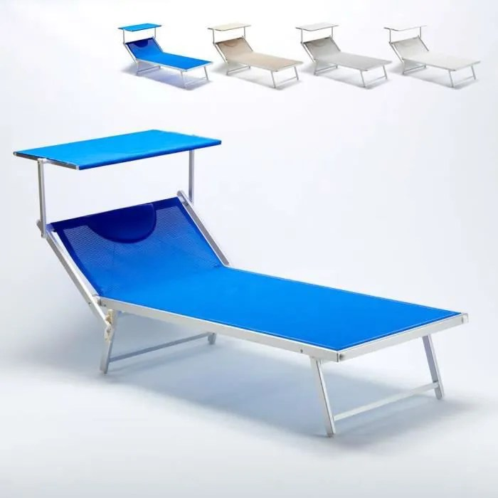bain de soleil grand professionnel chaise longue l