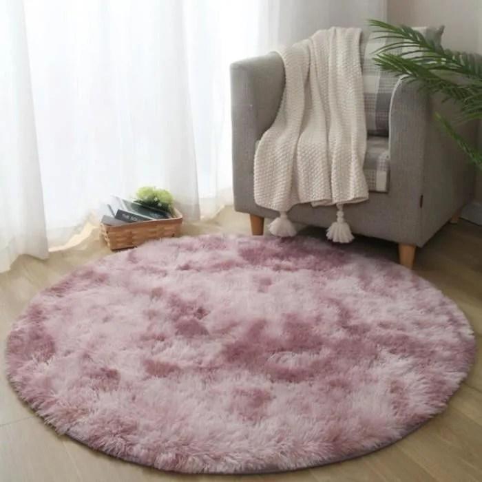 tapis salon rose tapis rond sol non tapis tapis mo