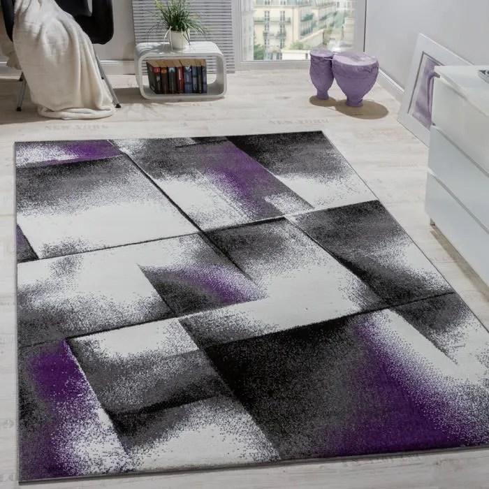 tapis de createur pour salle de sejour motif a car