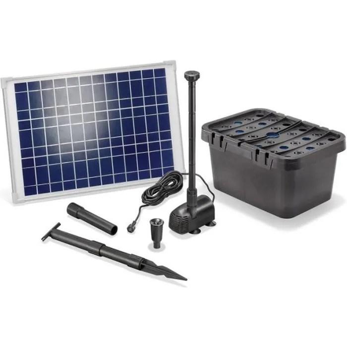 kit pompe solaire