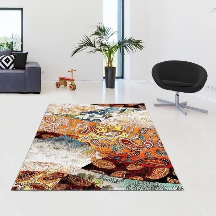tapis boheme chic