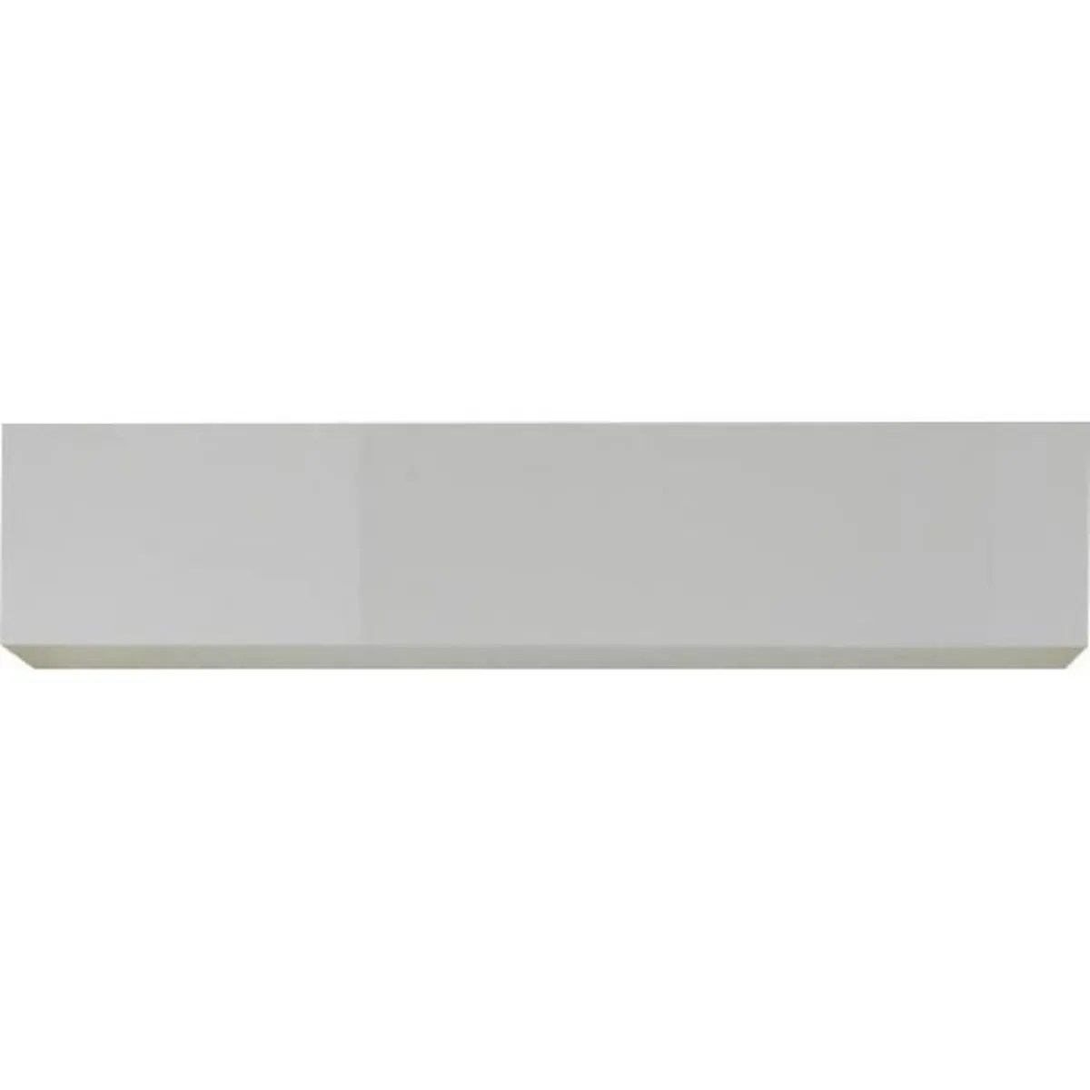 meuble horizontal de rangement suspendu