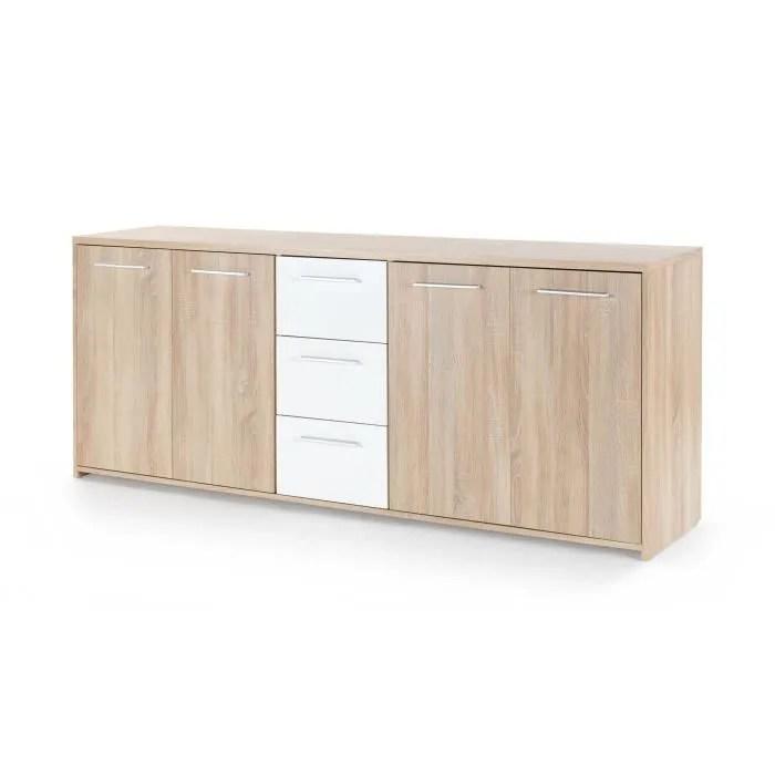 meuble bas salon design amazon