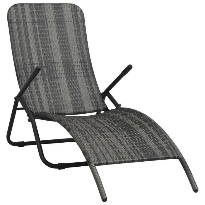 chaise longue de jardin chaise de relaxation faute