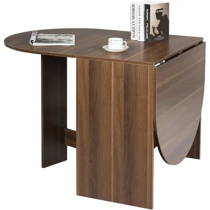 costway table de cuisine salle a manger