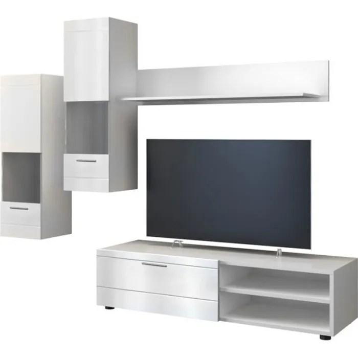 manila ensemble meuble tv moderne salon sejour 5