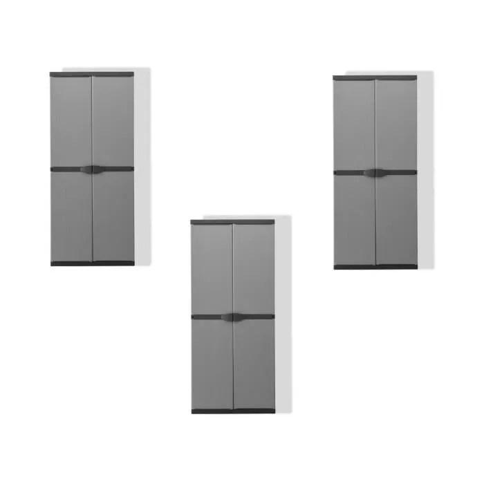 armoire garage resine