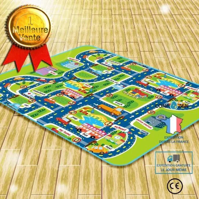 c tapis de jeu circuit voiture de course tapis re