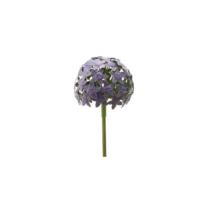 fleur d allium sur tige decoration florale pour ja