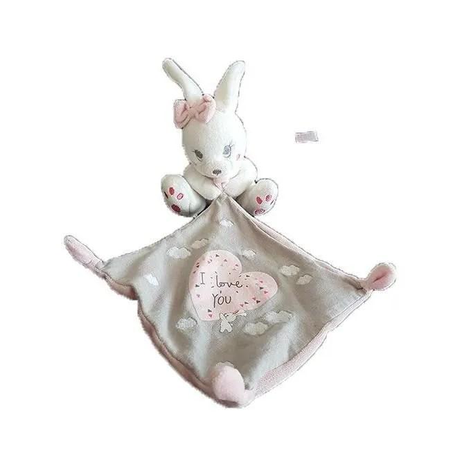 doudou nicotoy doudou kiabi lapin blanc moucho