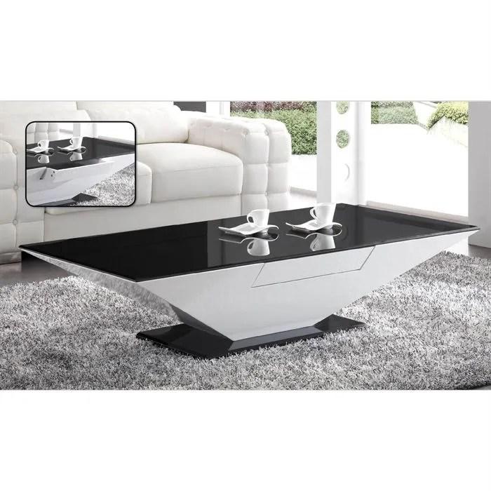العب ألعاب الكمبيوتر الطرد بدلة table basse blanc laque et verre