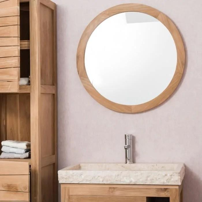 Miroir Hublot 68cm En Teck Achat Vente Miroir Salle De Bain Teck Soldes Sur Cdiscount Des Le 20 Janvier Cdiscount