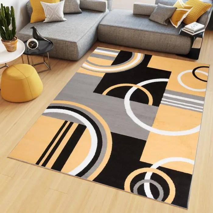 tapis salon couleur