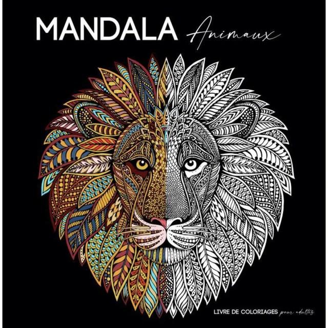 Mandala Animaux  Livre de coloriages pour adultes  30 dessins