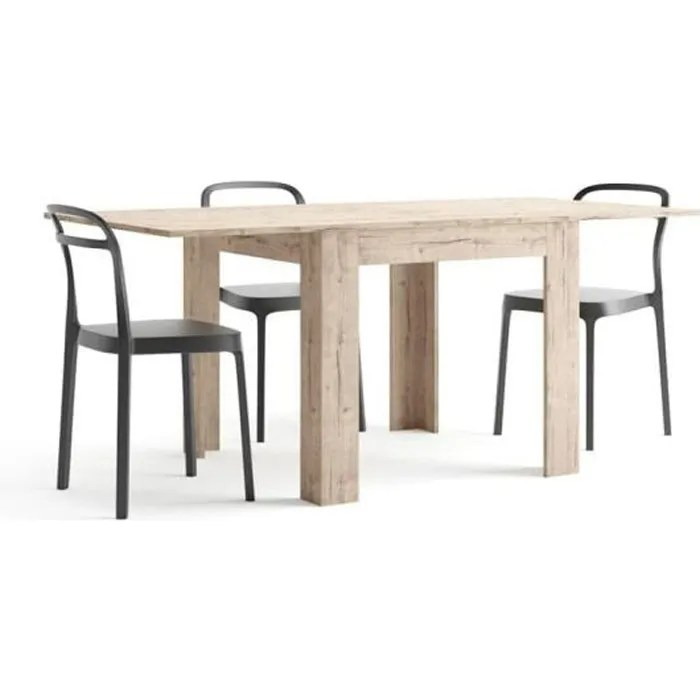 table carre chene