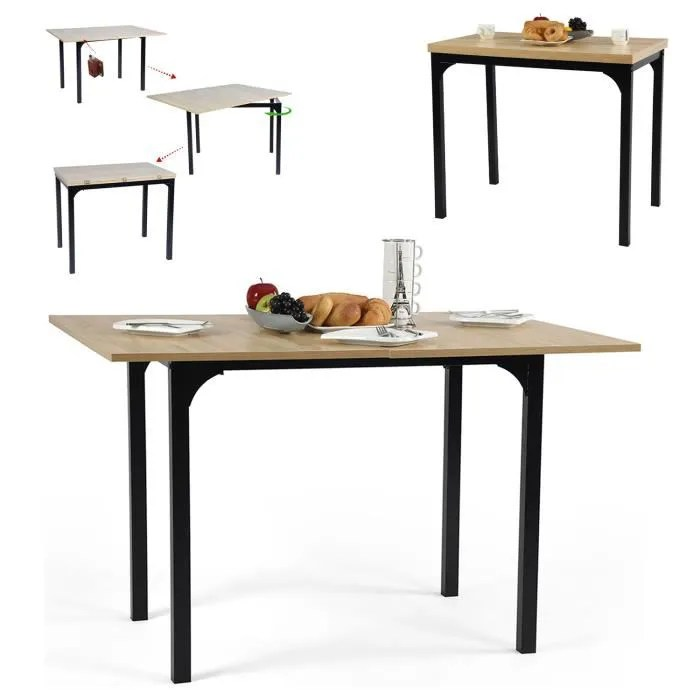 furnish1 table a manger extensible table de cuisin