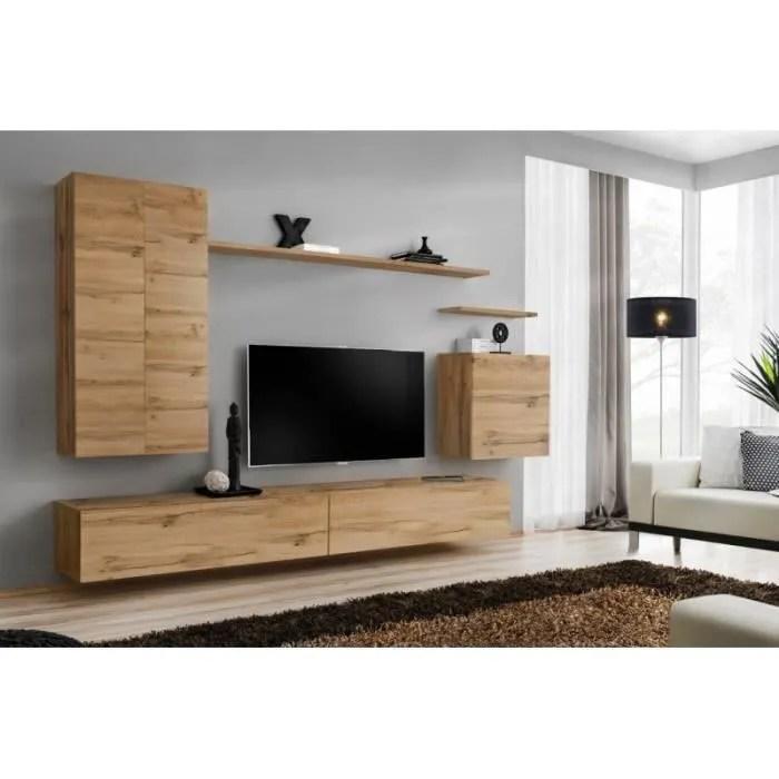 ensemble meuble salon switch ii meuble tv mural d
