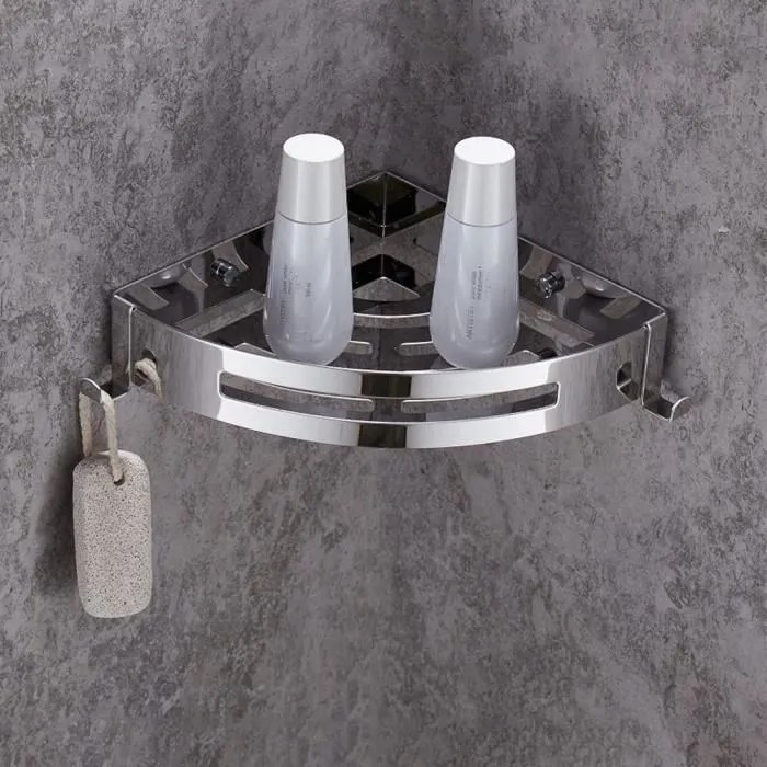 etagere de douche murale salle de bain