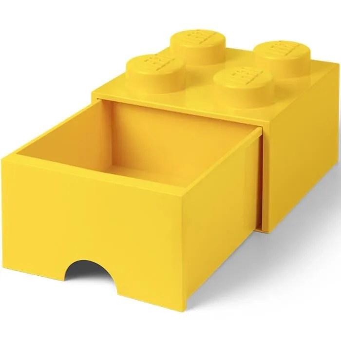 lego 40051732 boite bac brique de rangement empila