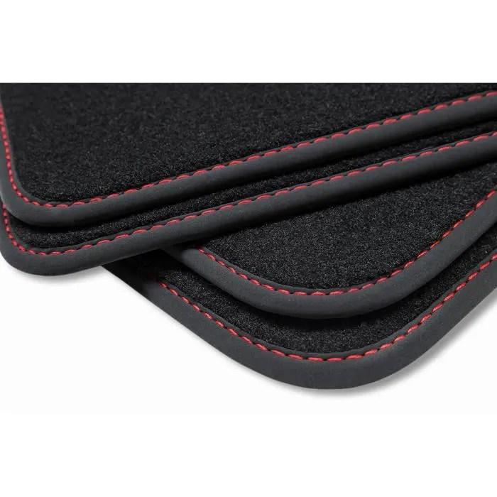 tapis 208 rouge