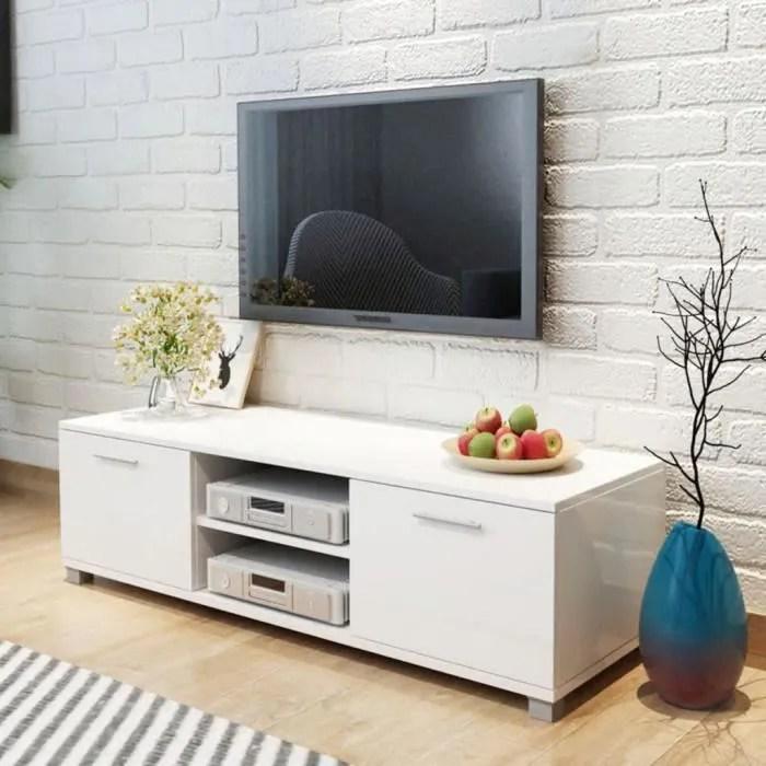 meuble tv contemporain meuble salon banc tv a haut