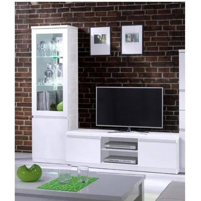 petit meuble tv haut