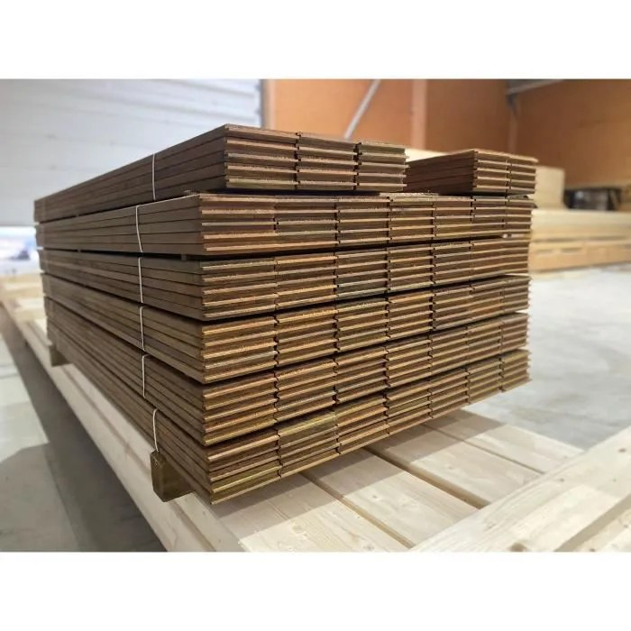 kit cloture bois